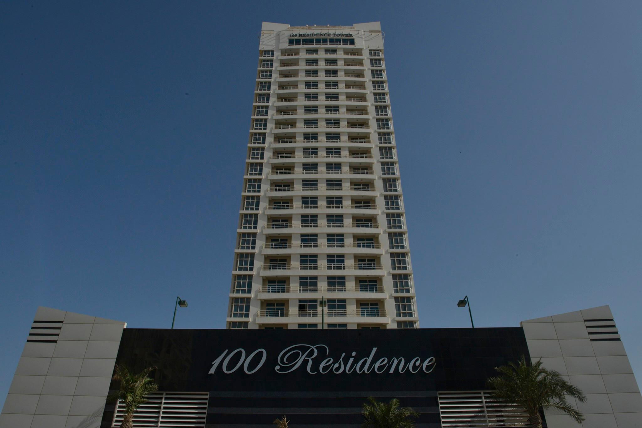 100 Residence   1 Bedroom Apartment  Lower Floor