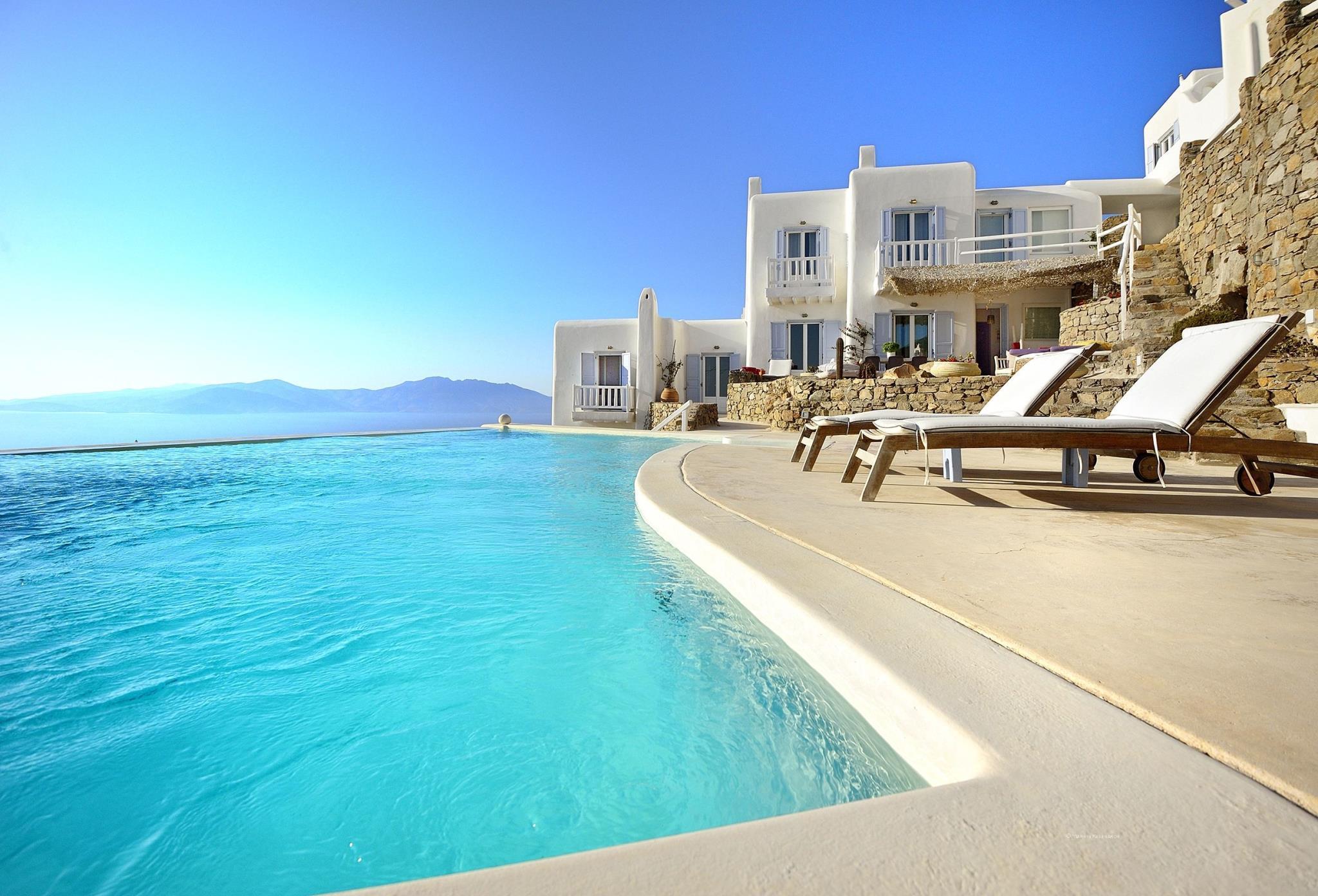 Mermaid Luxury Villas In Mykonos