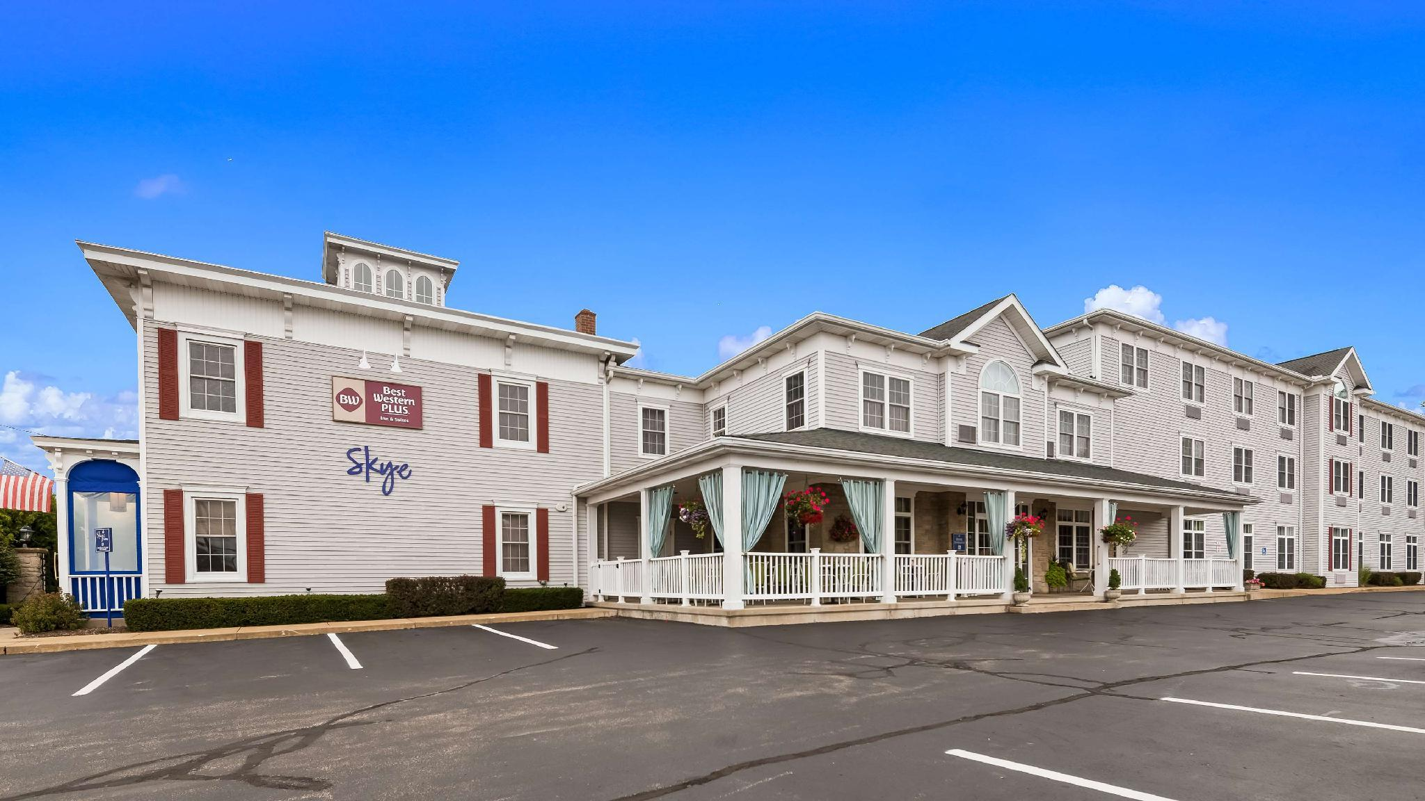 Best Western Plus Lawnfield Inn And Suites
