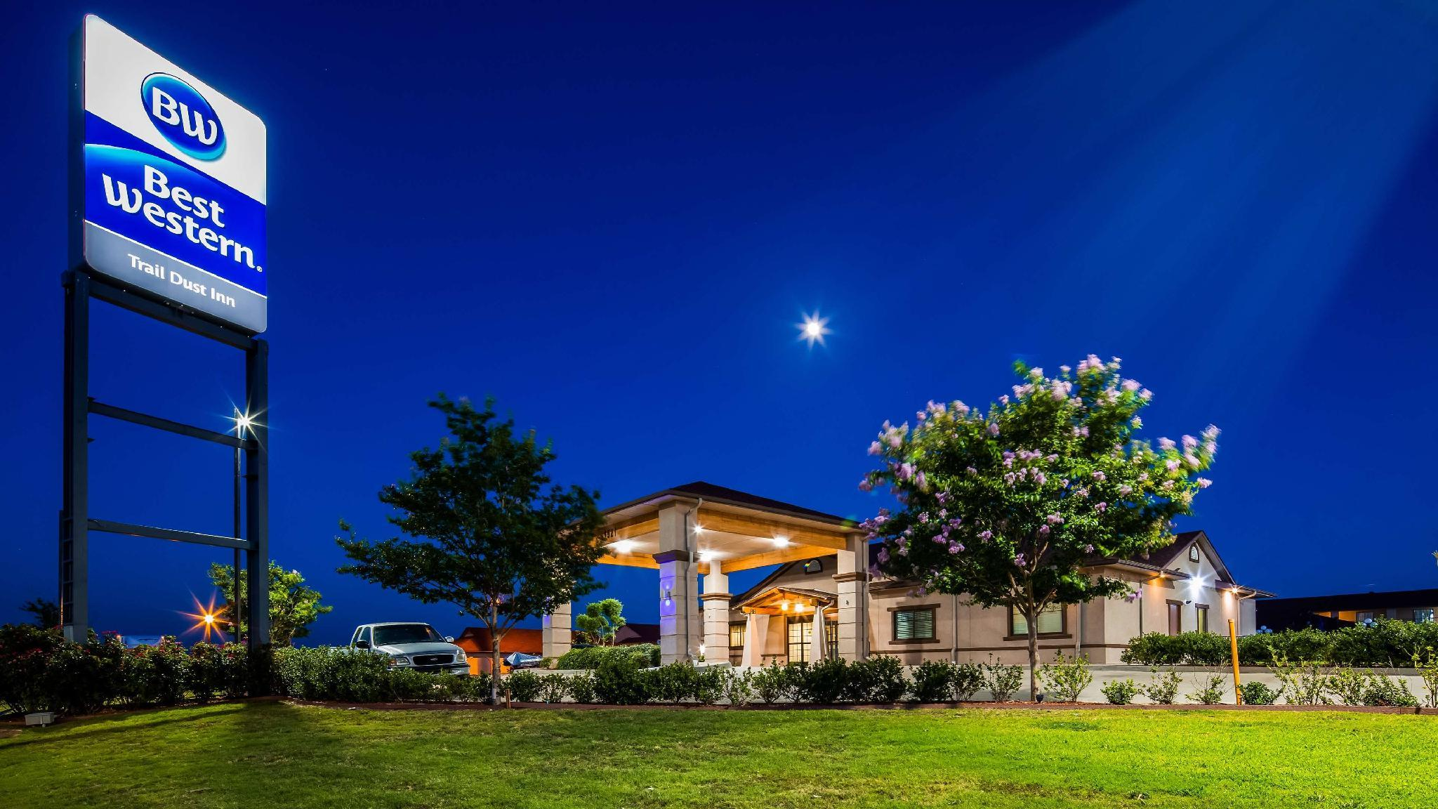 Best Western Trail Dust Inn And Suites