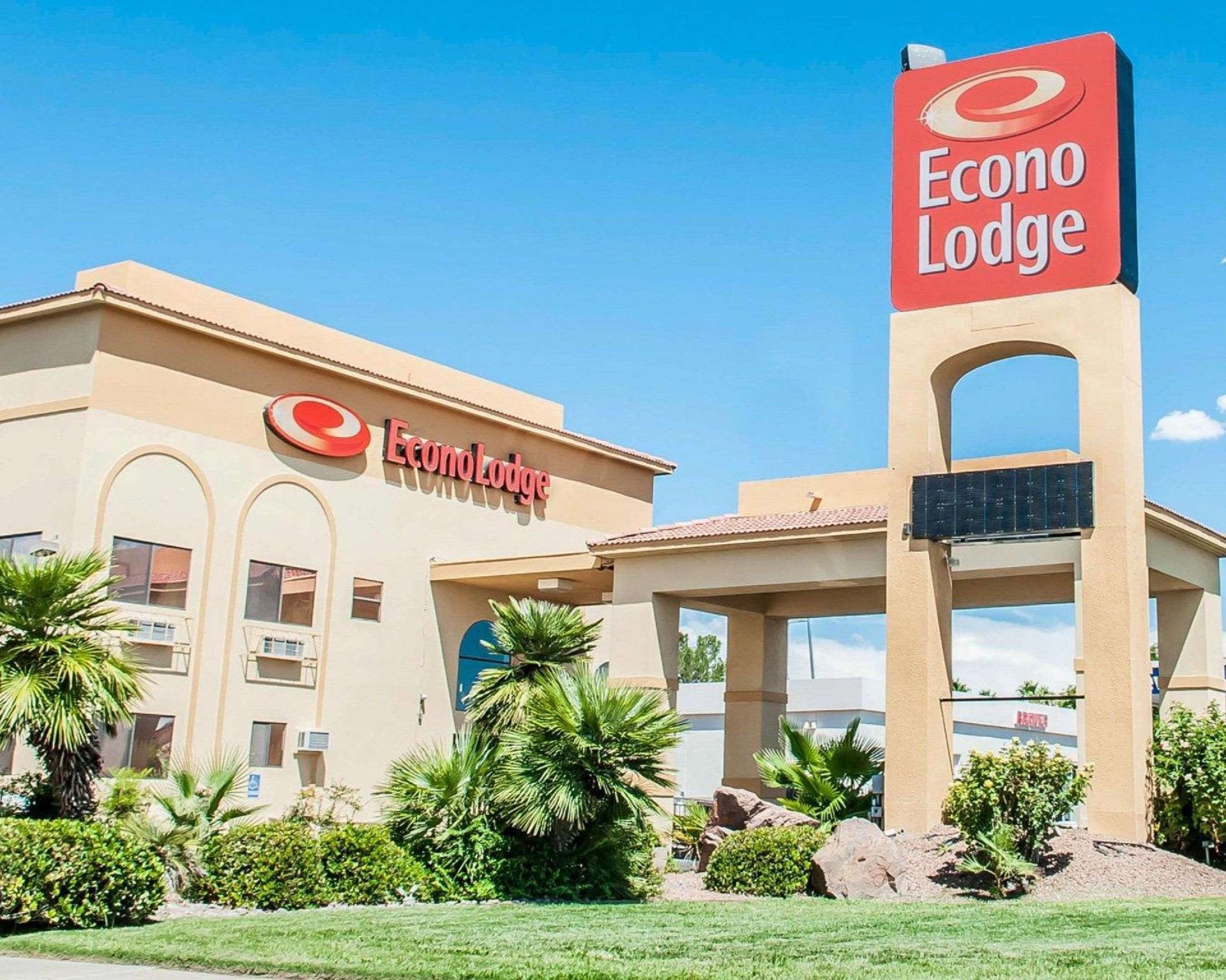 Econo Lodge Las Cruces University Area