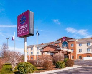 Comfort Suites Abingdon I-81 Abingdon (VA) Virginia United States