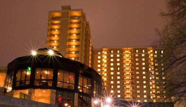 Embassy Suites San Antonio Riverwalk Downtown Hotel San Antonio