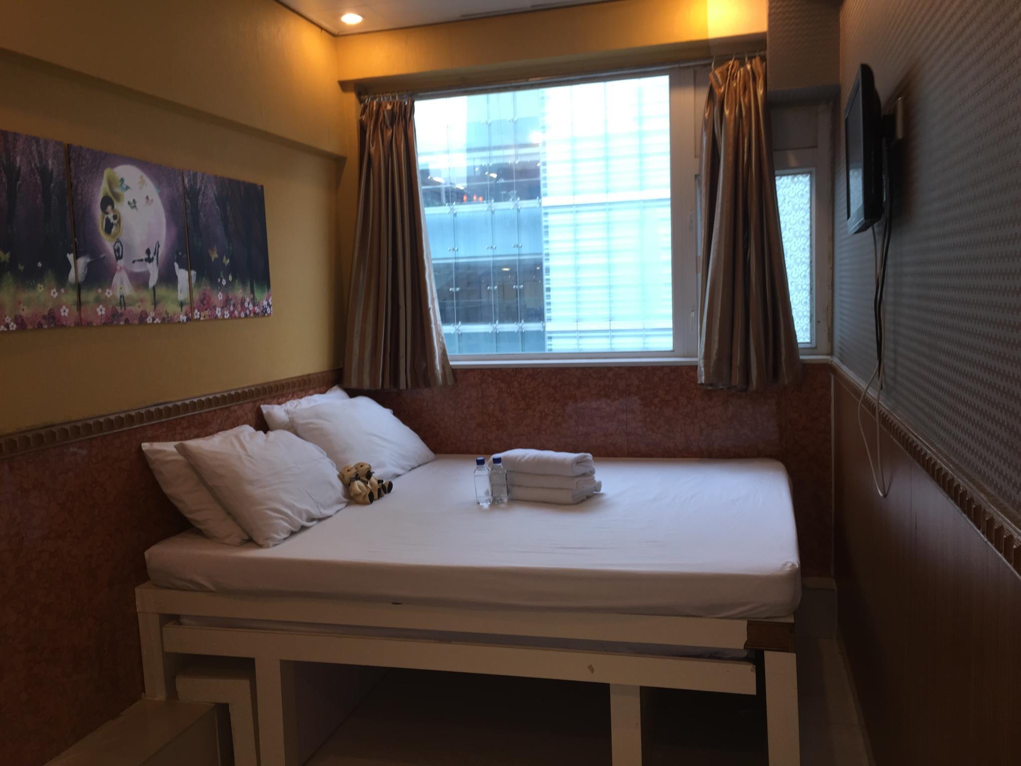 HK Peaceful Guesthouse