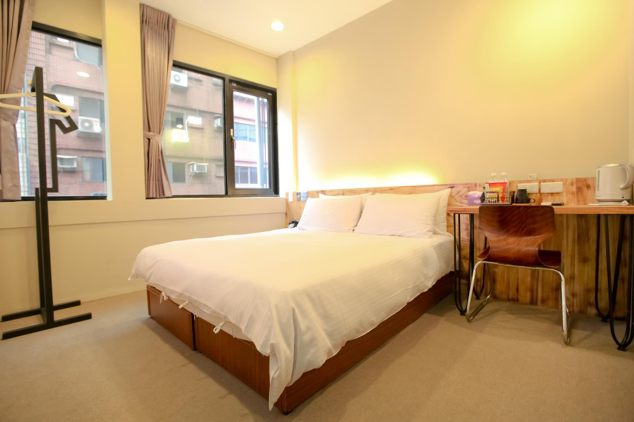 A SIMPLE PLACE Standard Double Room 3