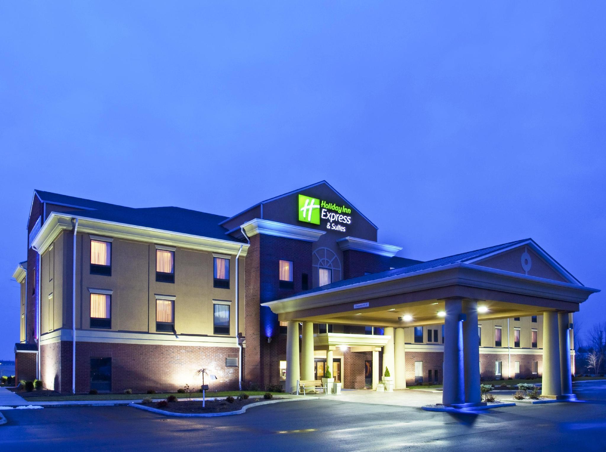 Holiday Inn Express Hotel And Suites Van Wert