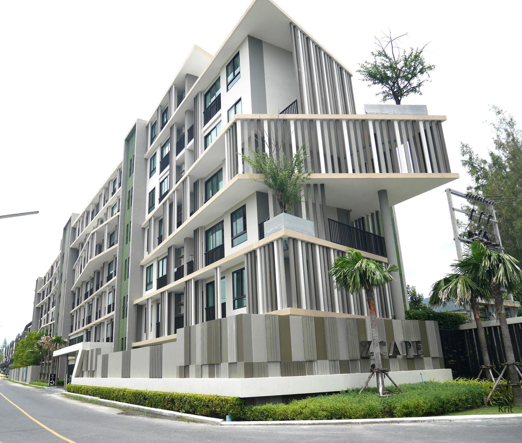 Zcape 2 Residence By AHM Asia
