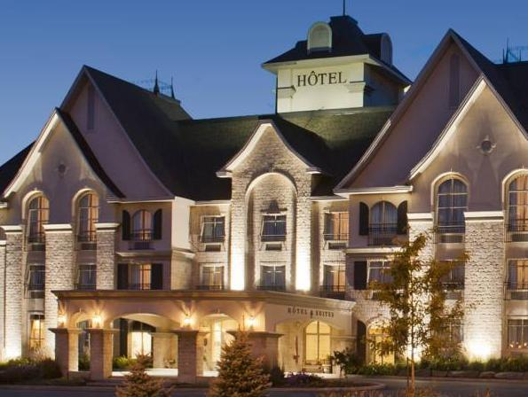 Le St Martin Bromont Hotel And Suites