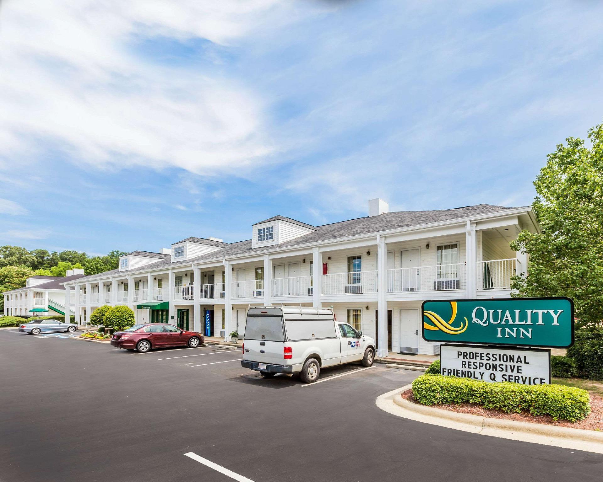 Quality Inn Trussville I 59 Exit 141