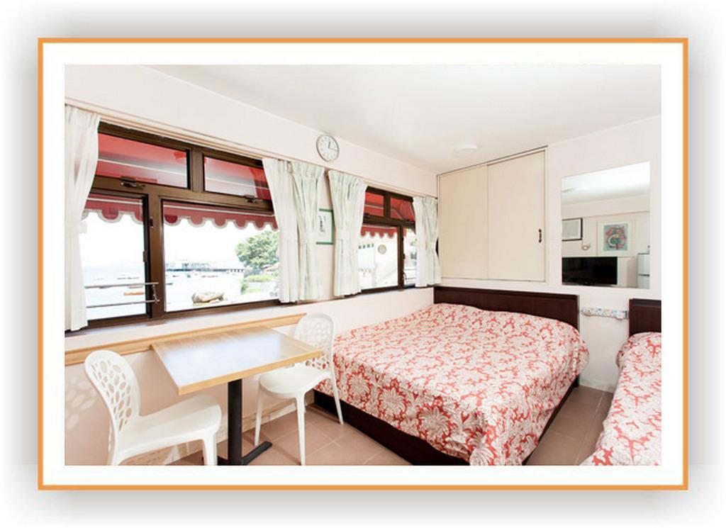 Sunrise Holiday Resort   Seaview Double Room With Balcony SDB31