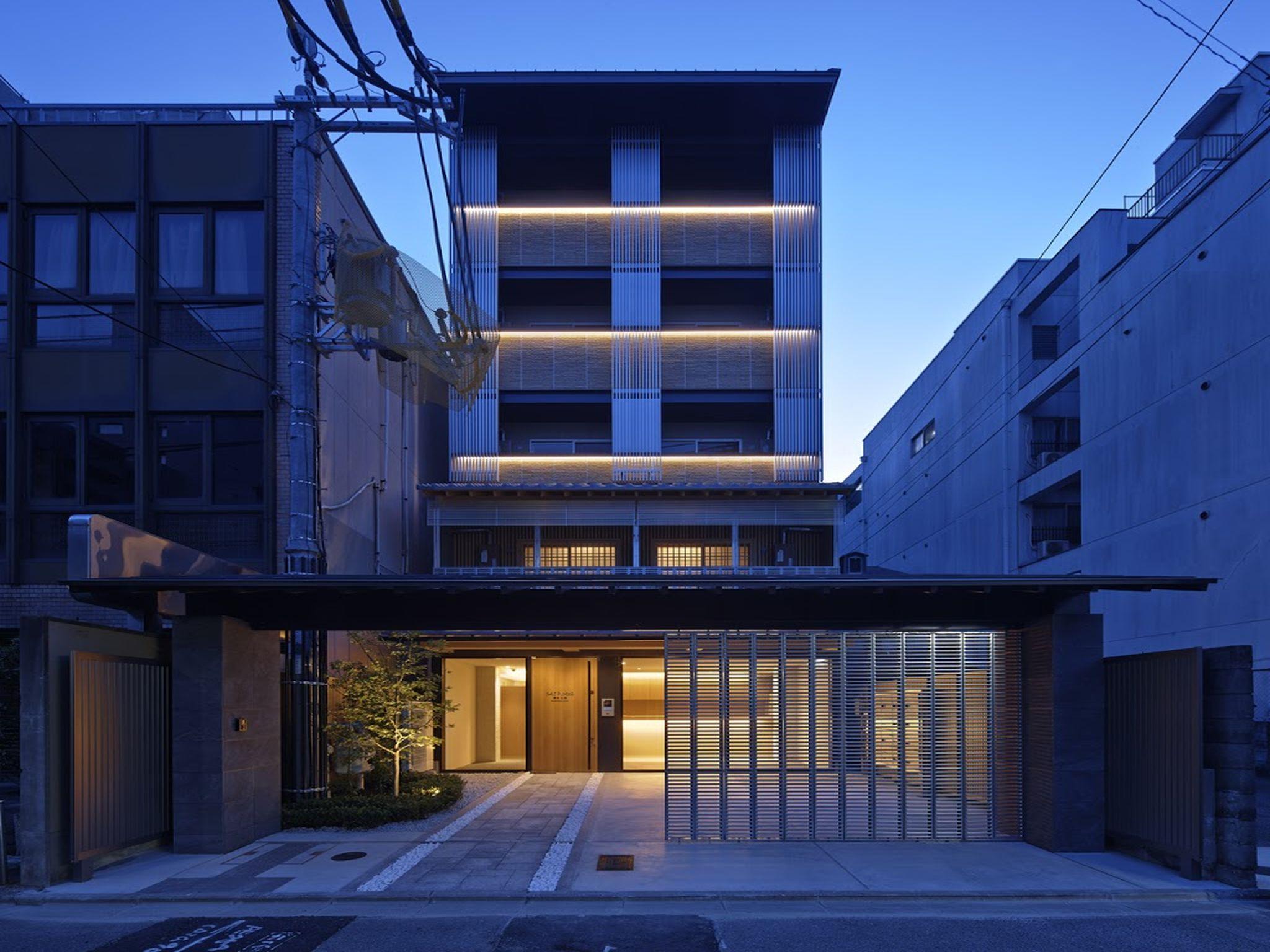 โรงแรมไซ คิโยะมิซุ โกะโจะ