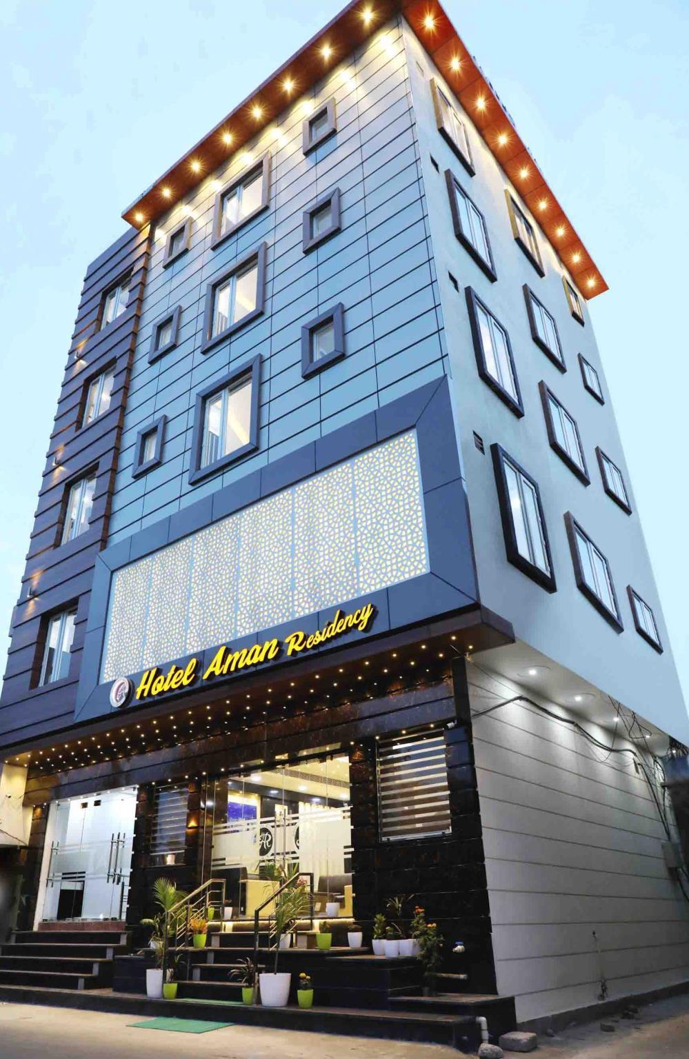 HOTEL AMAN RESIDENCY AMRITSAR