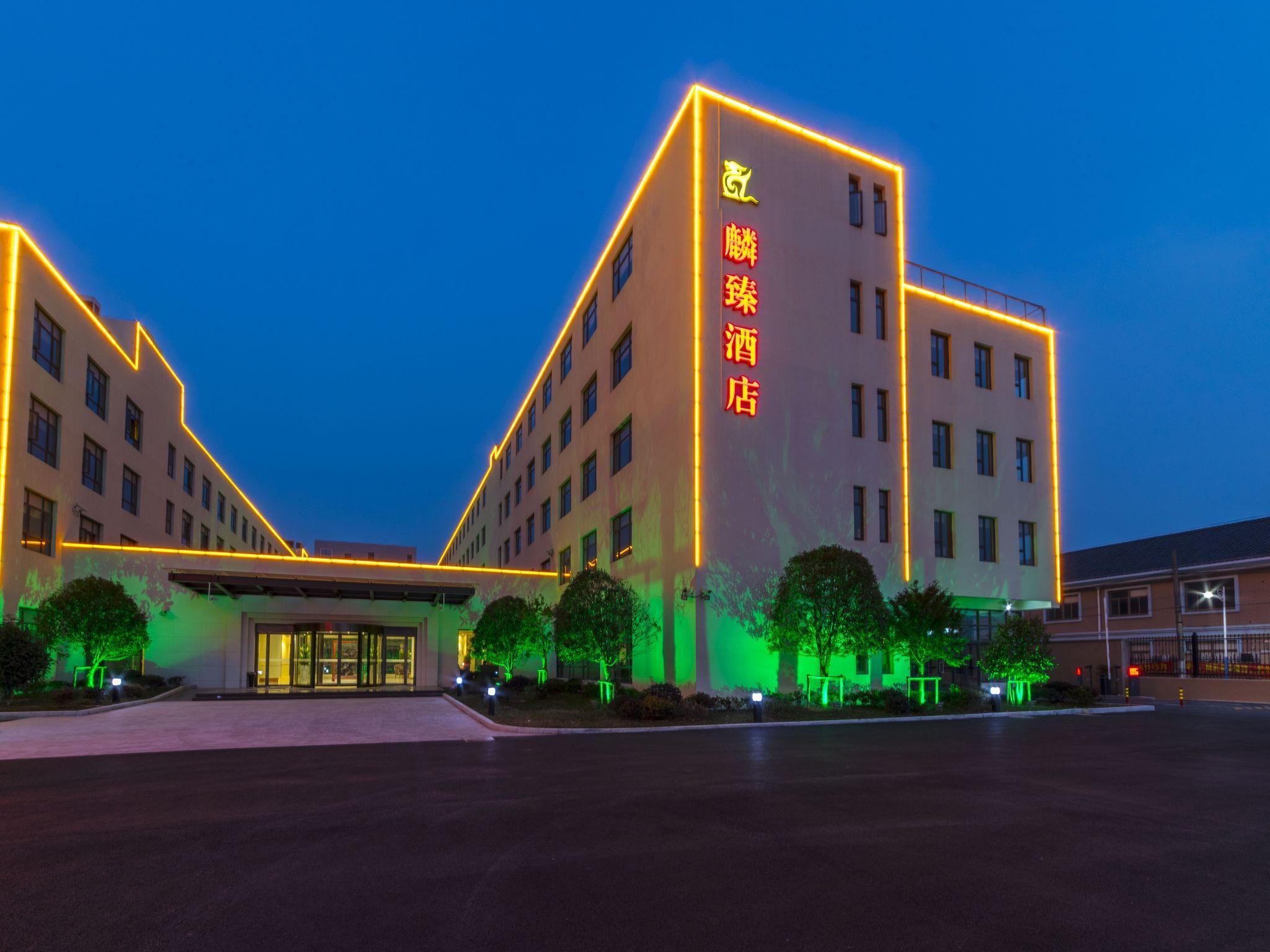 Shanghai Linzhen Hotel Pudong
