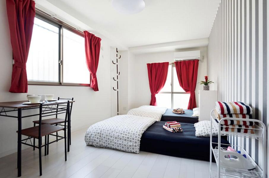 New And Modern Apartment Near Namba   2min To Sta