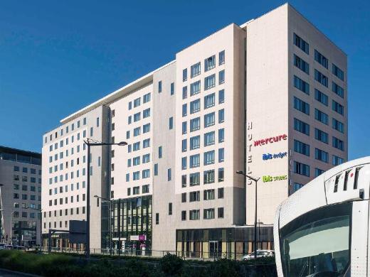 Hotel Mercure Lyon Centre Gare Part Dieu