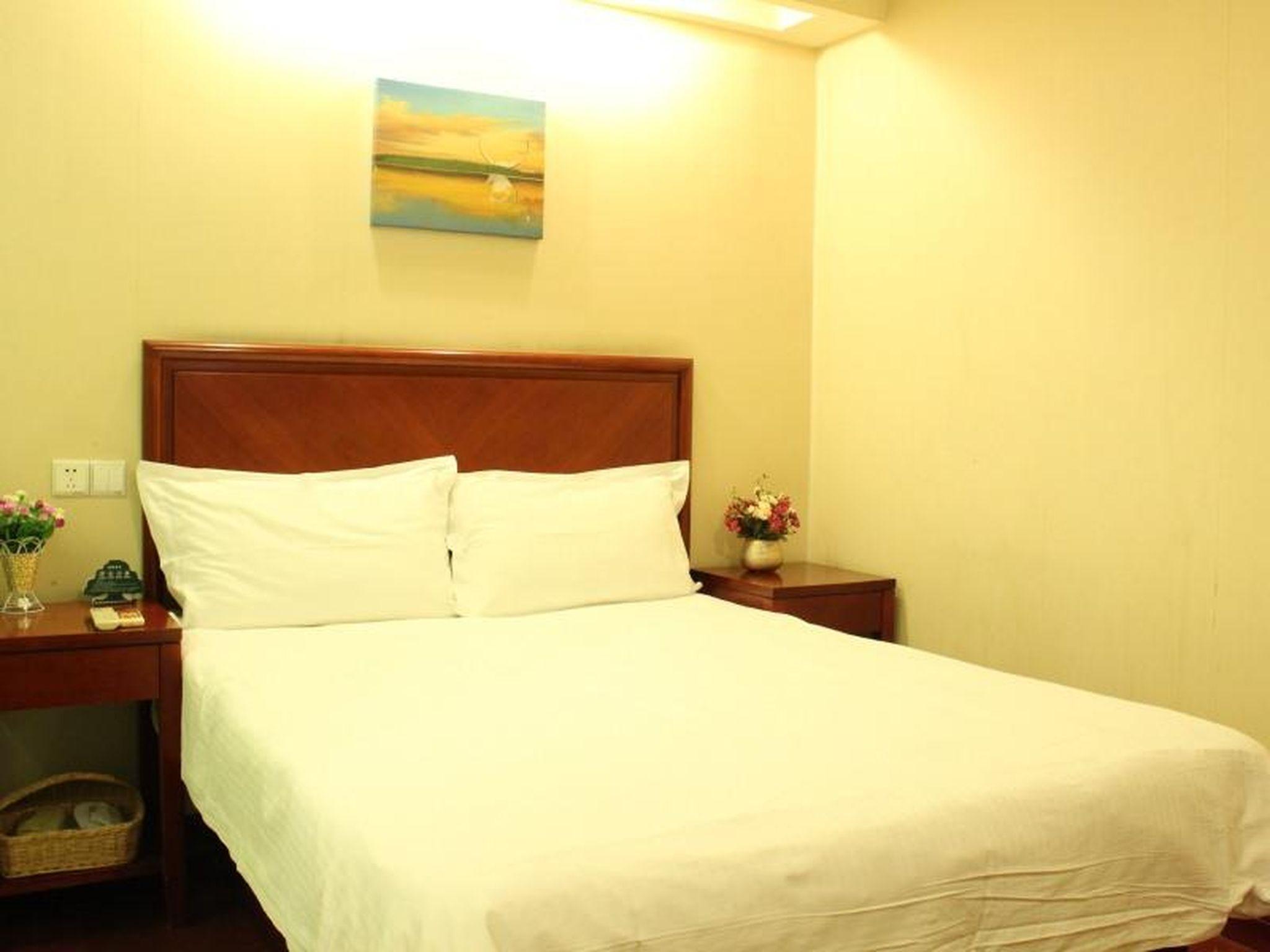 GreenTree Inn Shaoxing North Jiefang Road Chengshi Square Shell Hotel