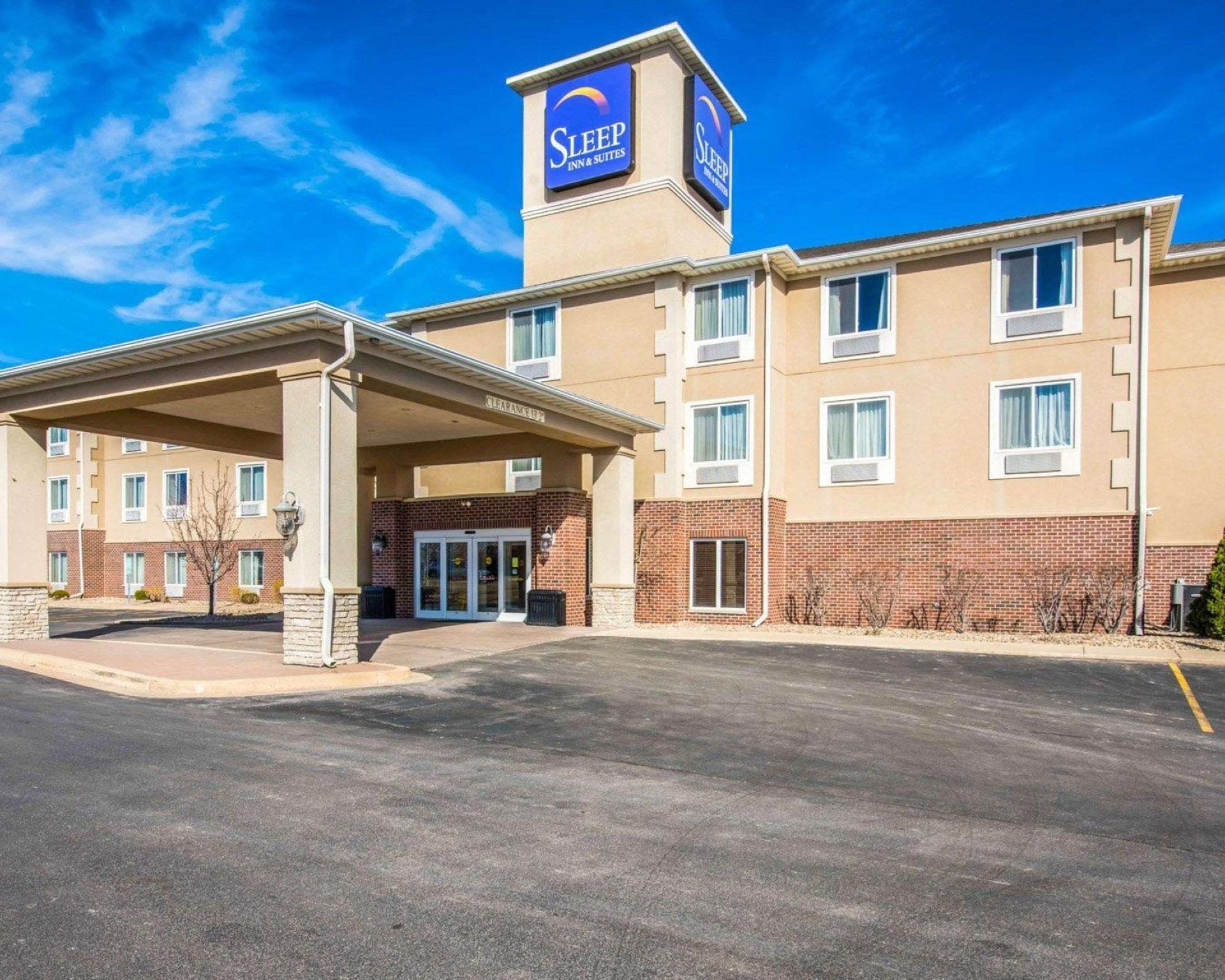 Sleep Inn And Suites Washington