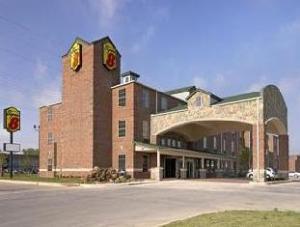 Super 8 Lubbock TX Hotel