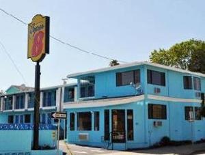 Super 8 Santa Cruz/Beach Boardwalk West