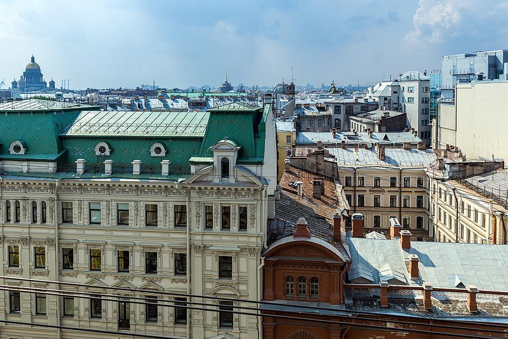 Nevsky Hotel Art Hall