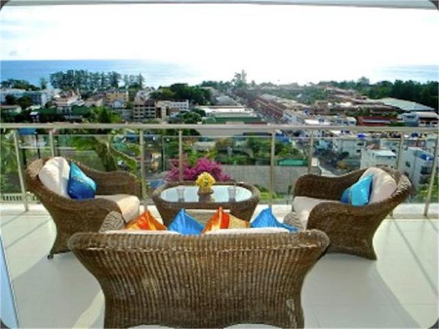 อะแมซซิง 2 เบดรูม ซีวิว กะรน – Amazing 2 Bedrooms Sea Views Karon