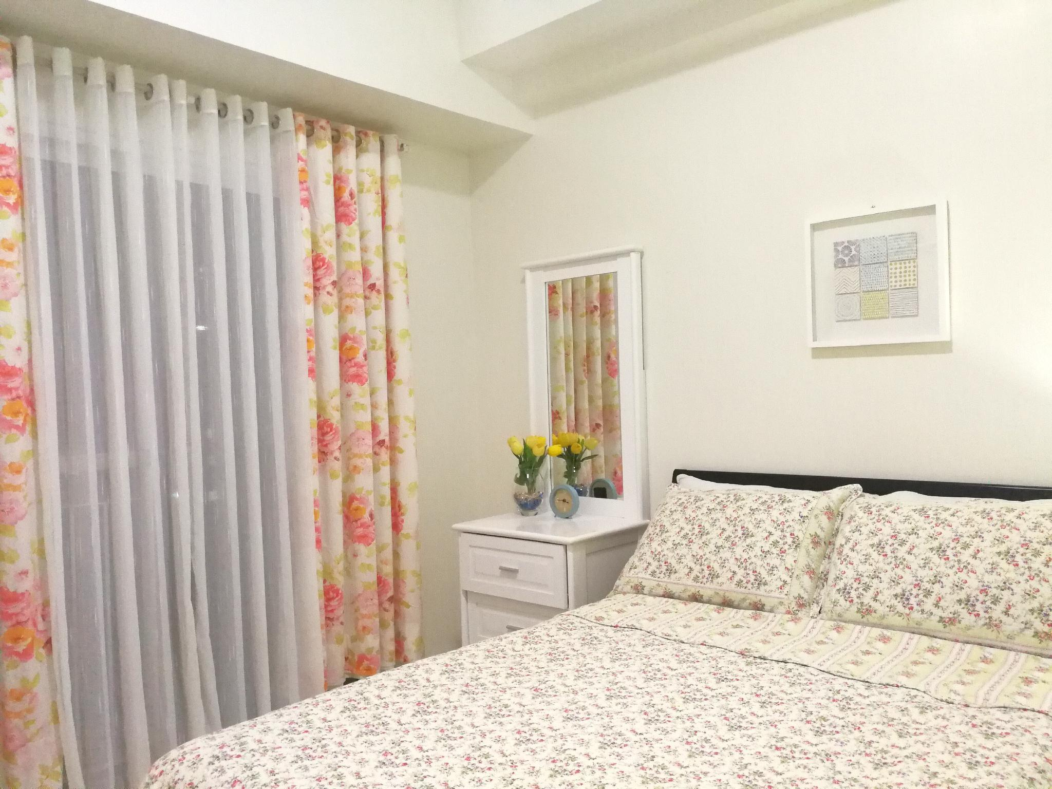 Cozy Condo For Rent At Wind Residences