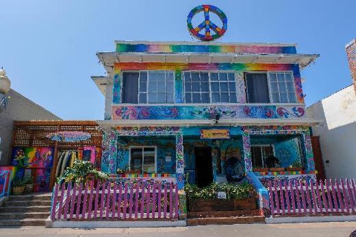 USA Hostels Ocean Beach San Diego