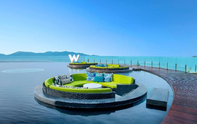 ดับเบิลยู เกาะสมุย – W Koh Samui
