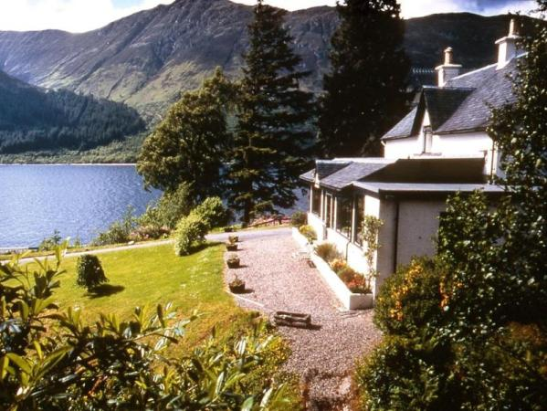 Corriegour Lodge Hotel Letterfinlay