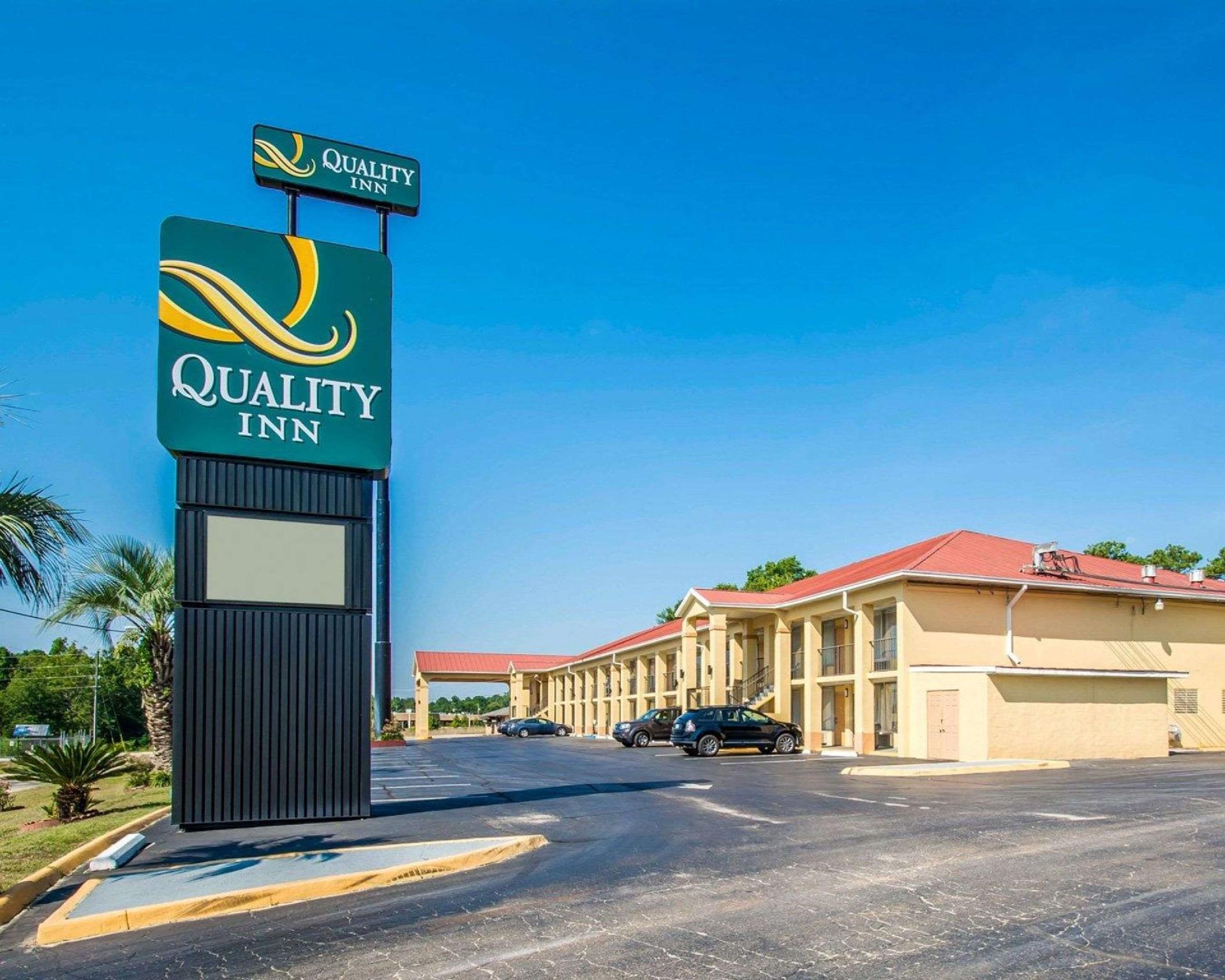 Quality Inn Evergreen I 65