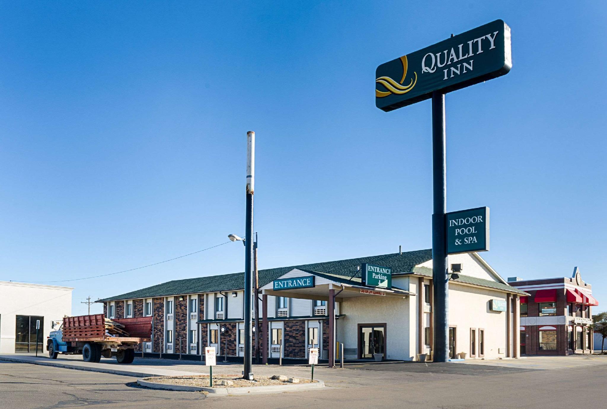 Quality Inn Hays I 70