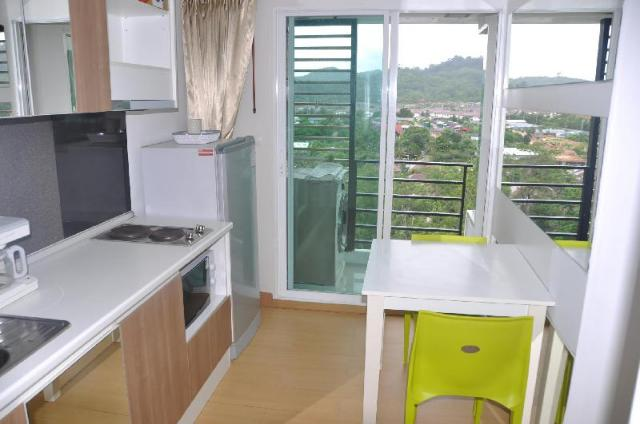 One bedrooms apartment stunning view 56-271