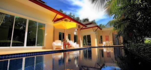 Casada Ao Po Pool Villa Phuket
