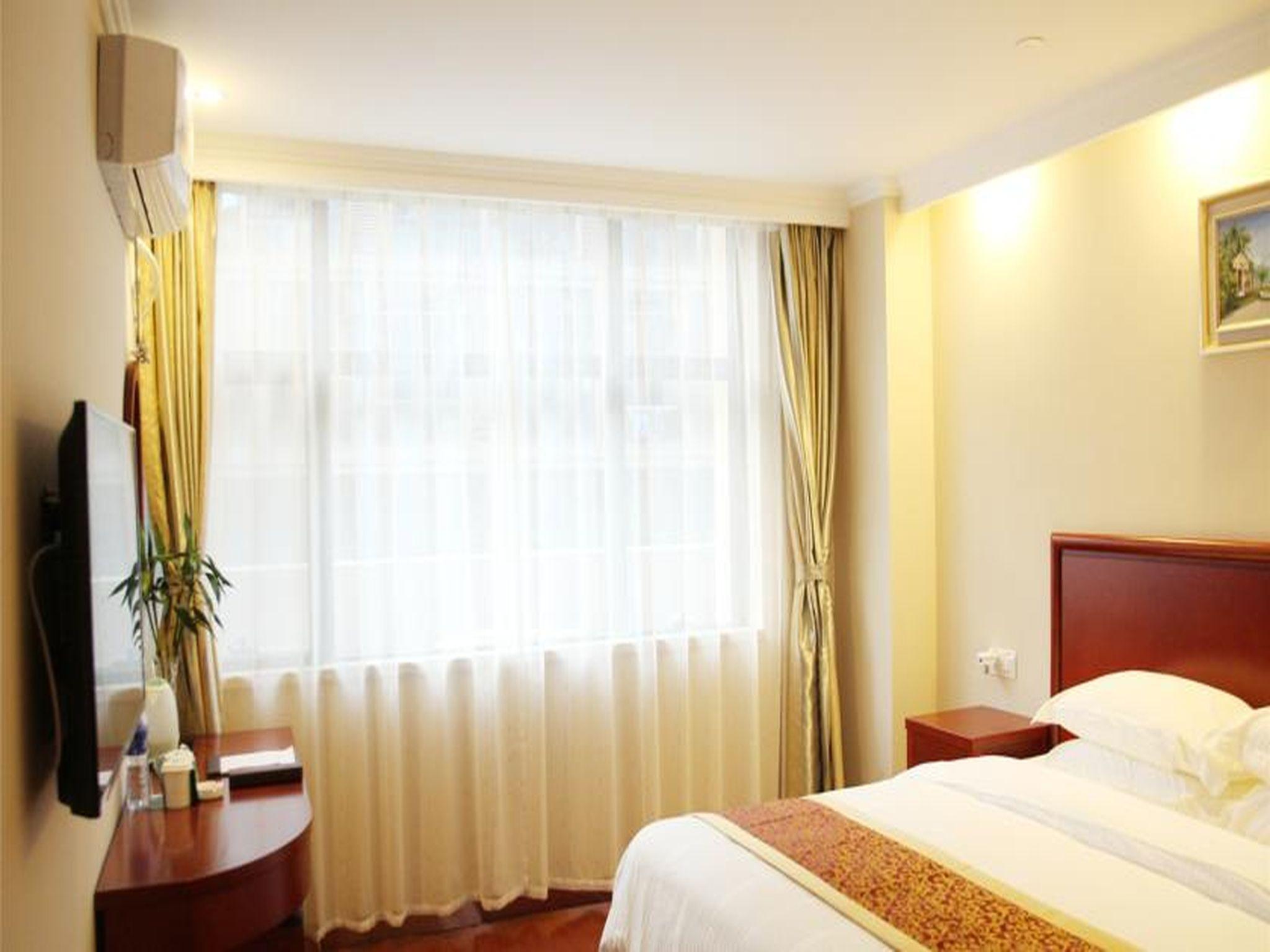 GreenTree Inn Xuancheng South Zhuangyuan Road Express Hotel