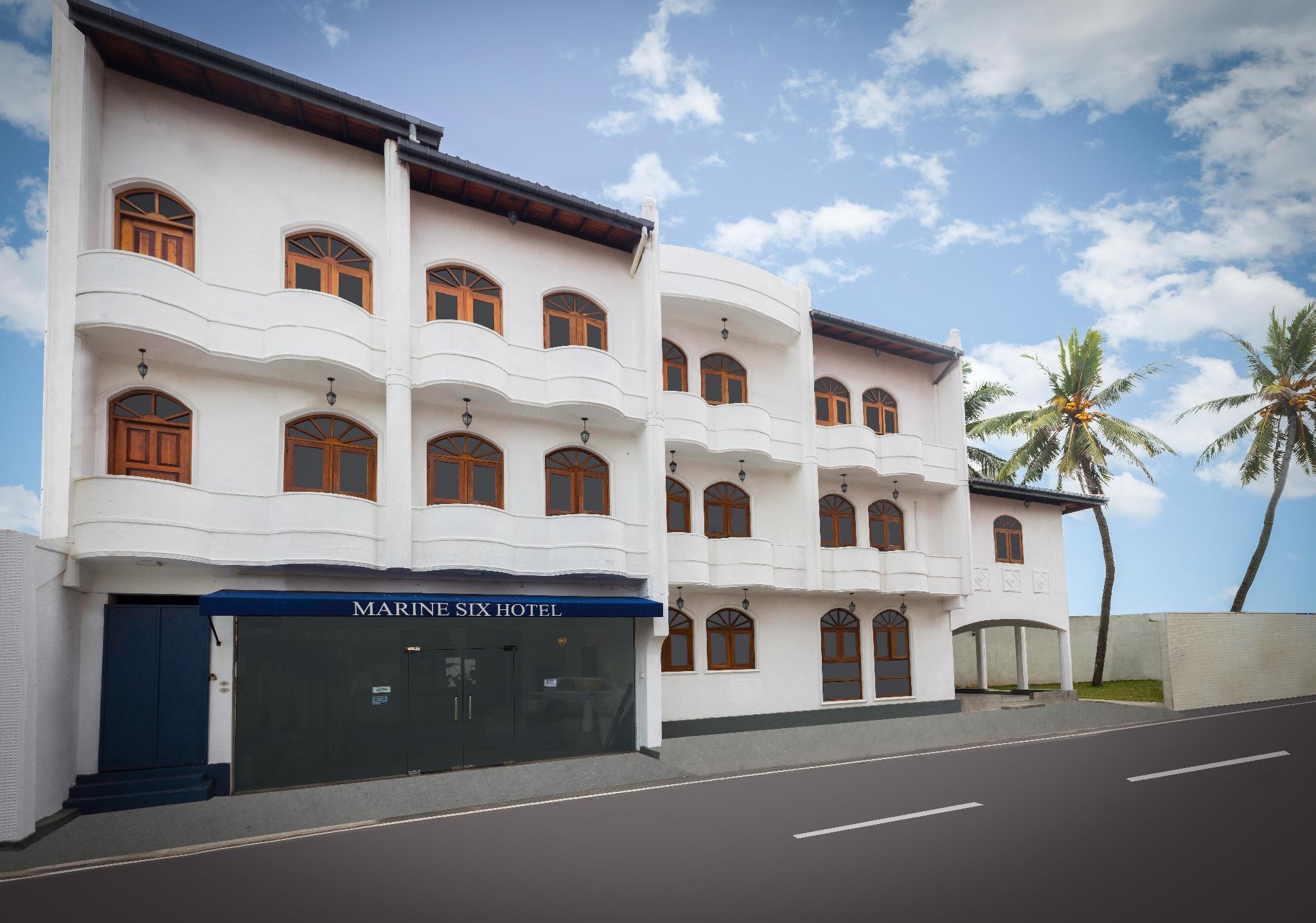 Marine Six Hotel