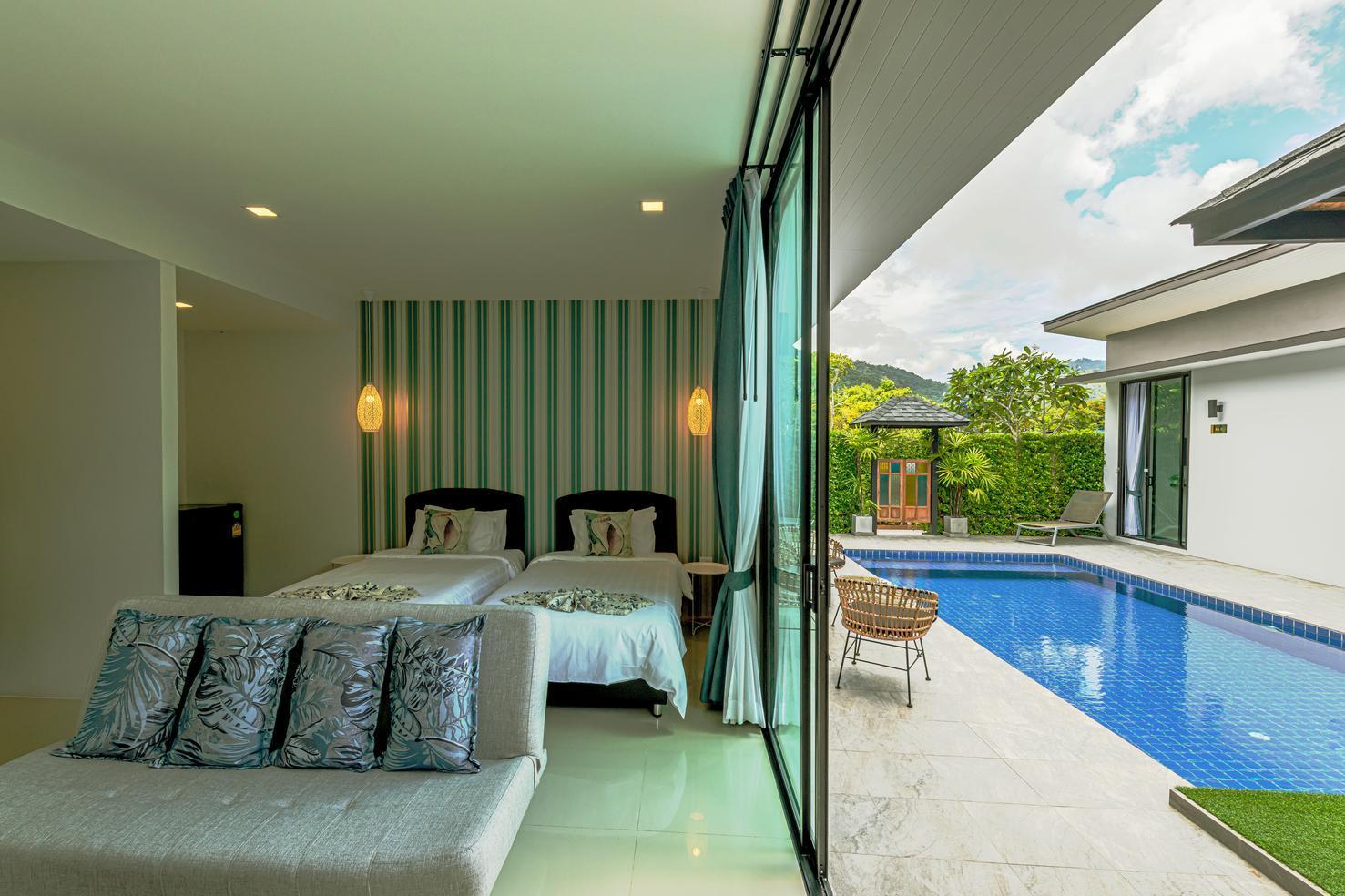 Les Palm Taraburi Pool Villa