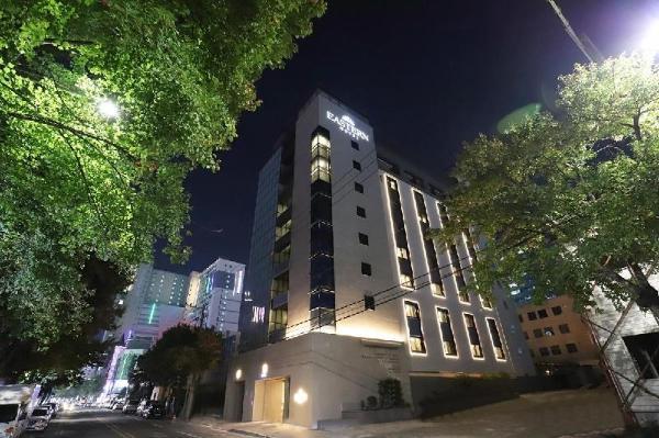Dongdaegu Station Eastern Hotel Daegu