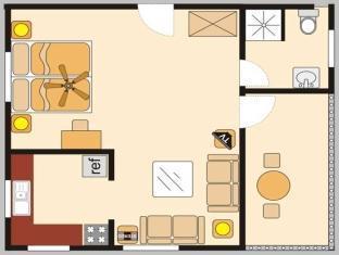 picture 2 of Sun Apartelle Hotel