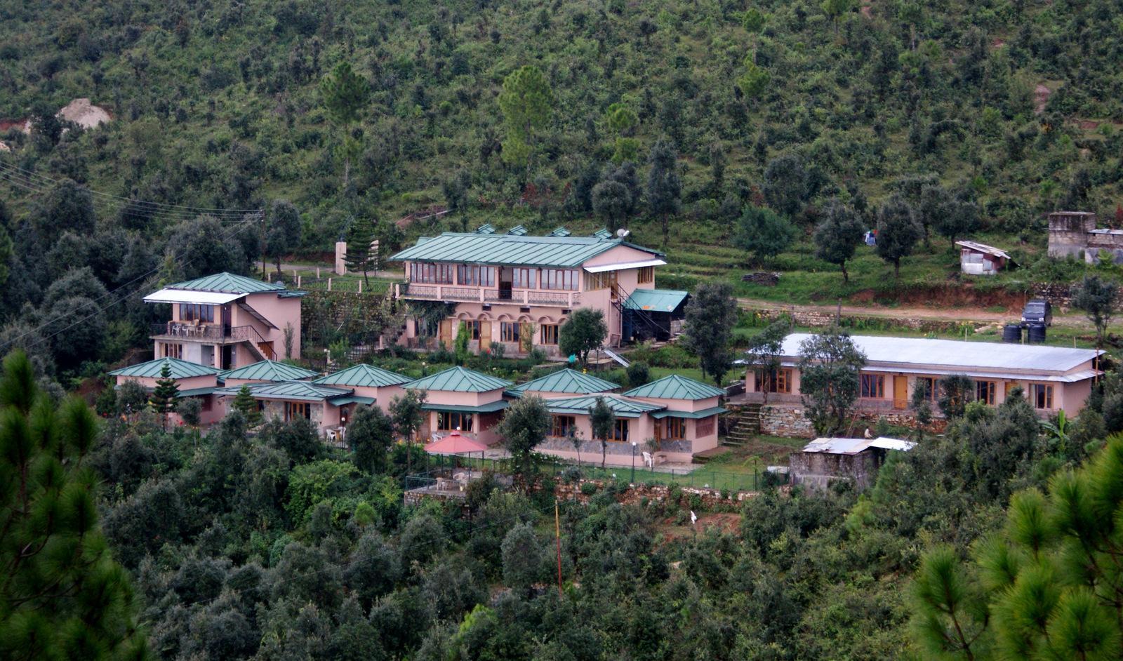 Parwati Resort   A Luxury Himalaya View Resort In Patal Bhuvaneshwar