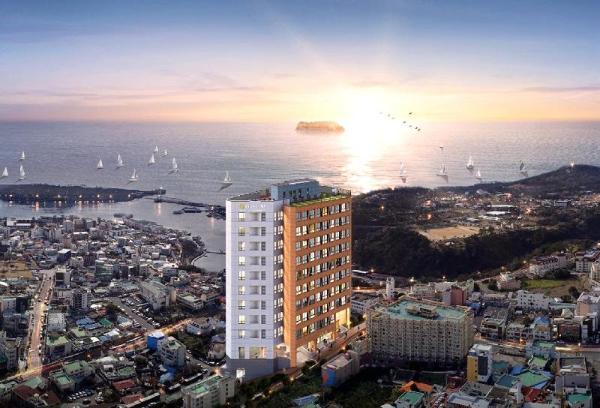 Shinshin Hotel Seogwipo Jeju Island