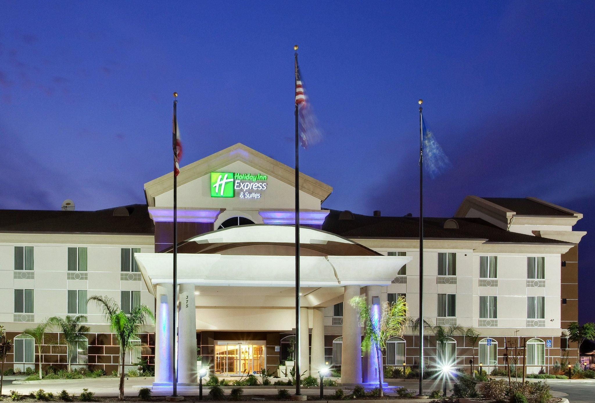 Holiday Inn Express Hotel And Suites Dinuba West