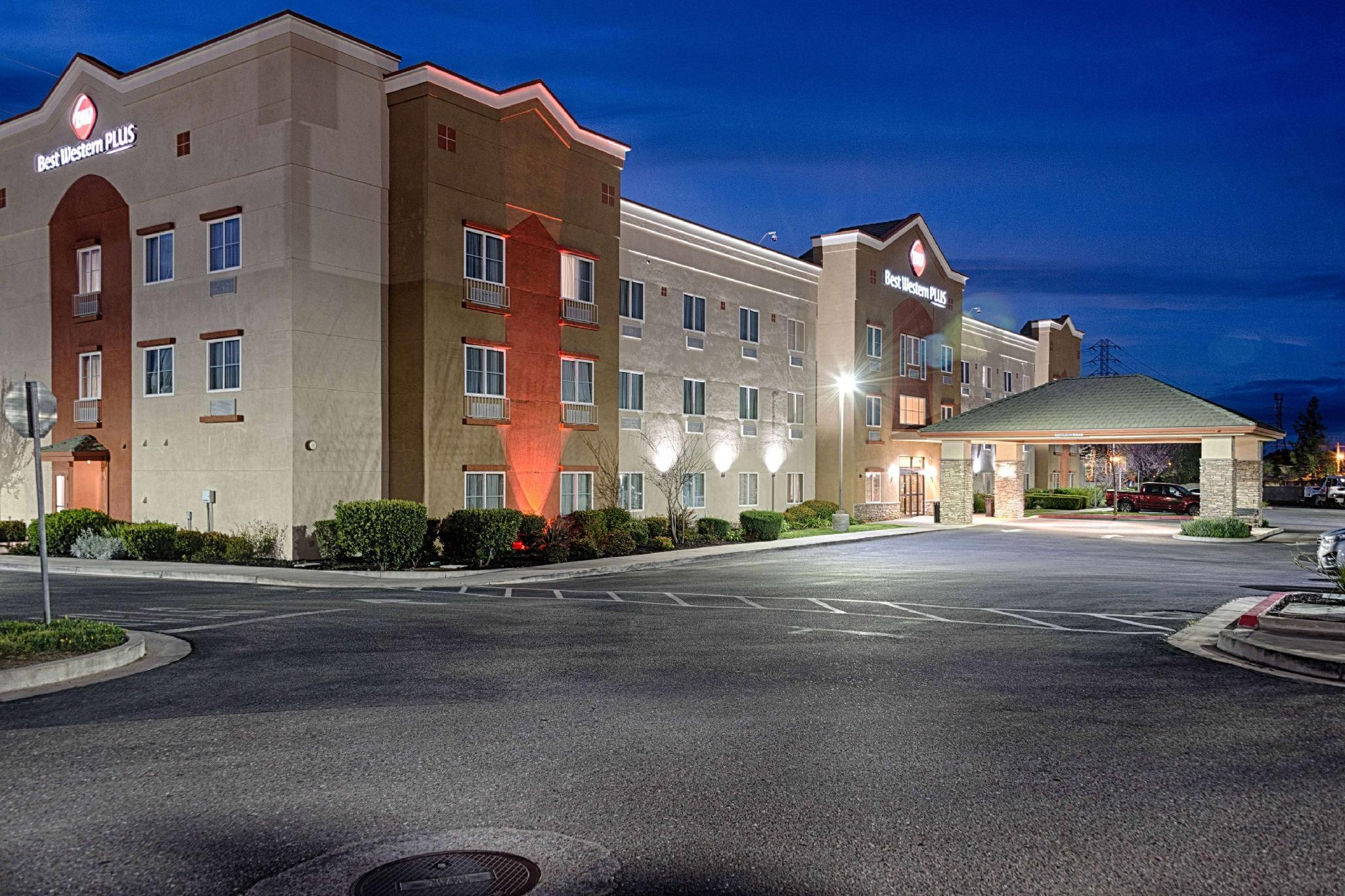 Best Western Plus Delta Inn And Suites