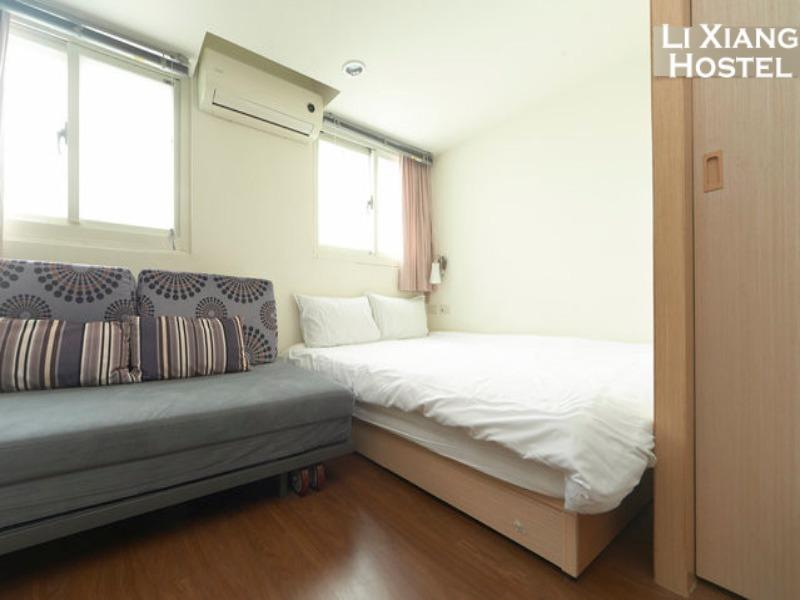 Deluxe Double Room   Taipower Building MRT Exit. 3
