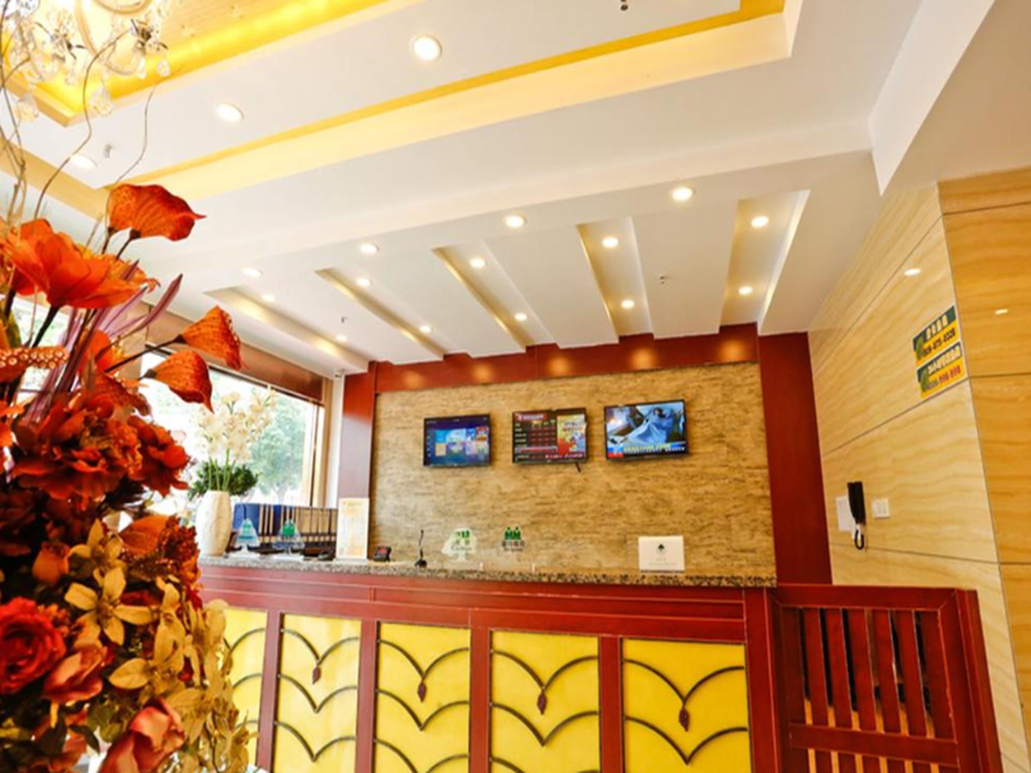GreenTree Inn Changzhi Airport Weiyuanmen N Road Express Hotel