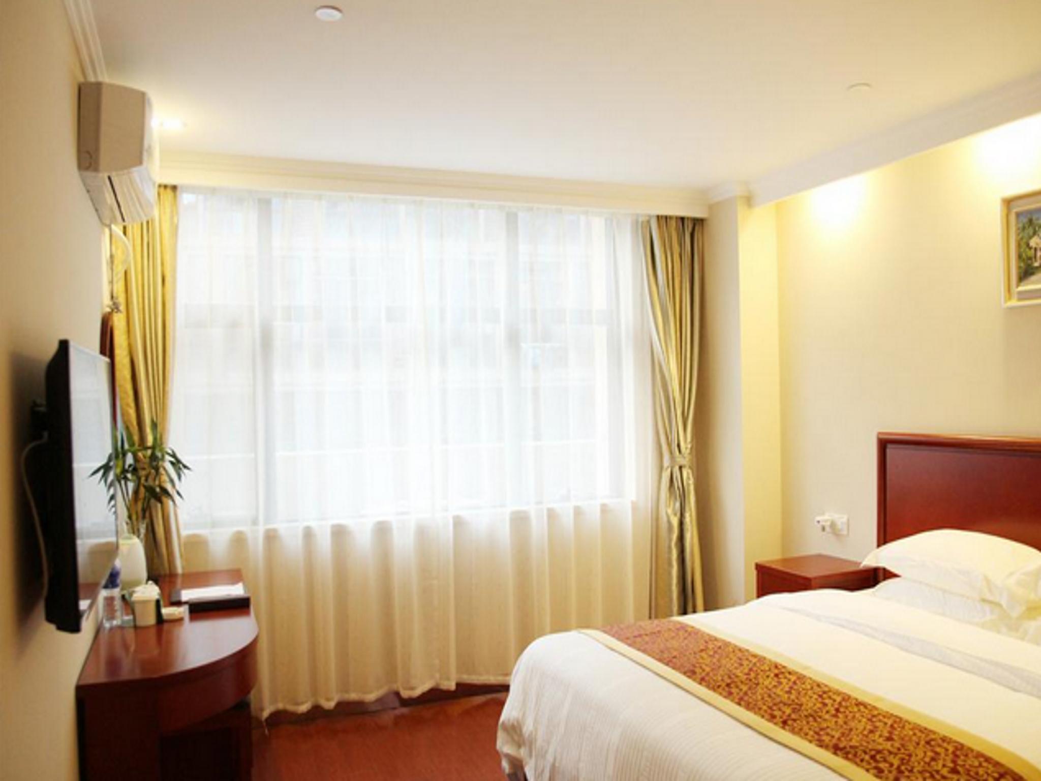 GreenTree Inn Shangrao Wuyuan Bus Station Tang Village Express Hotel