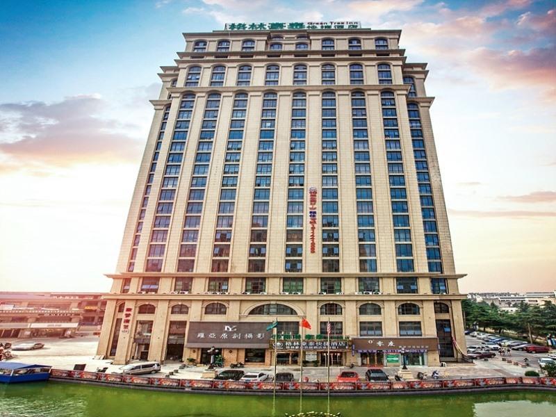GreenTree Inn Yan An Luochuan Fuqian Street Express Hotel