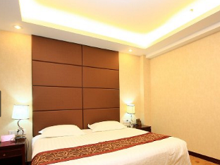 Фото отеля GreenTree Inn RiZhao ShanHaiTian Holiday Resort Business Hotel