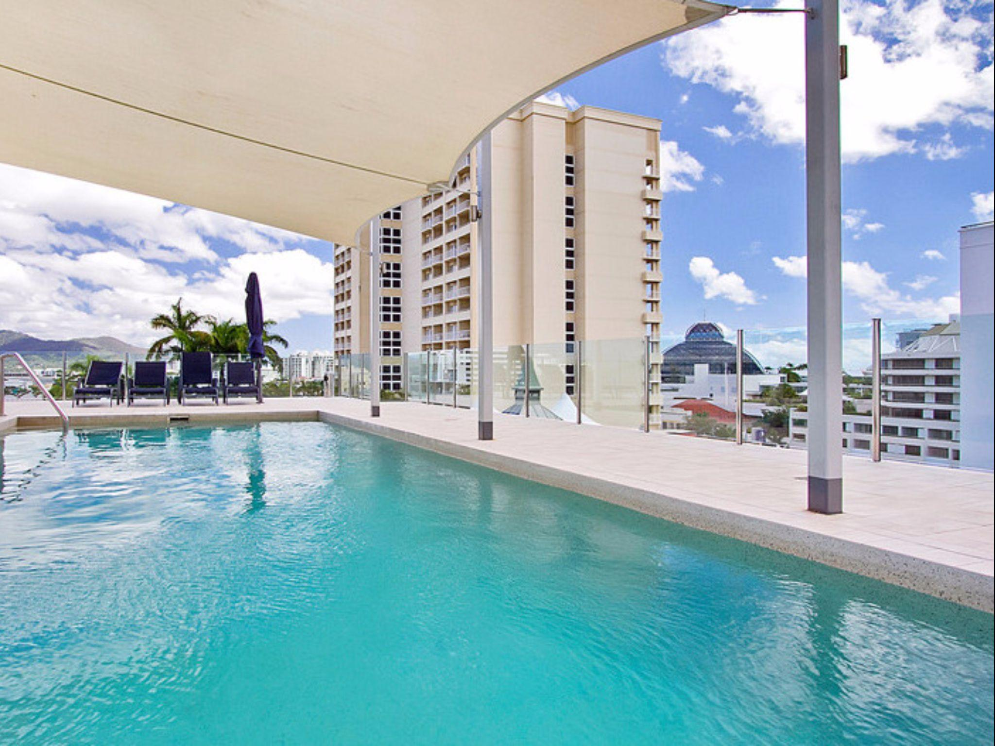 City Quays Cairns City   Two Bedroom Apartment