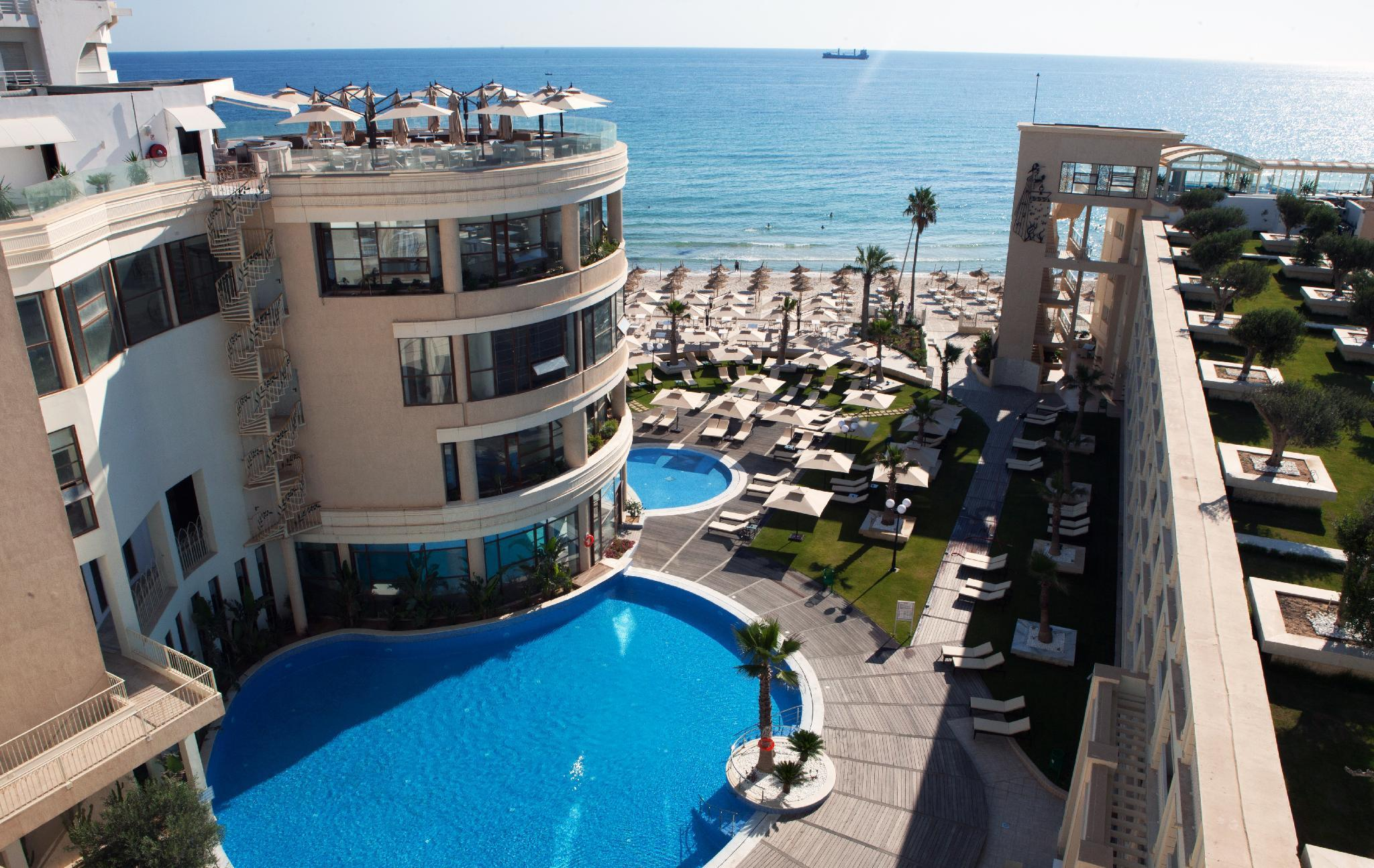 Sousse Palace Hotel And SPA