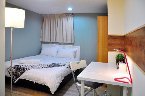 GNstay-Premier Double Room I Taipei